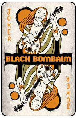 Black Bombaim no SWR XVI
